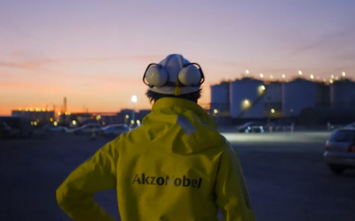 Integrated supply chain | AkzoNobel